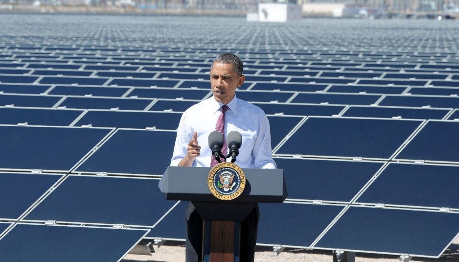 The Initiative will help achieve the goal by promoting innovative financing mechanisms, bolstering technical assistance for states and communities, driving innovation, scaling up workforce training to make sure low- and moderate-income Americans can take advantage of the jobs that come with a transition to clean energy. Source: Flickr/Miguel Garces
