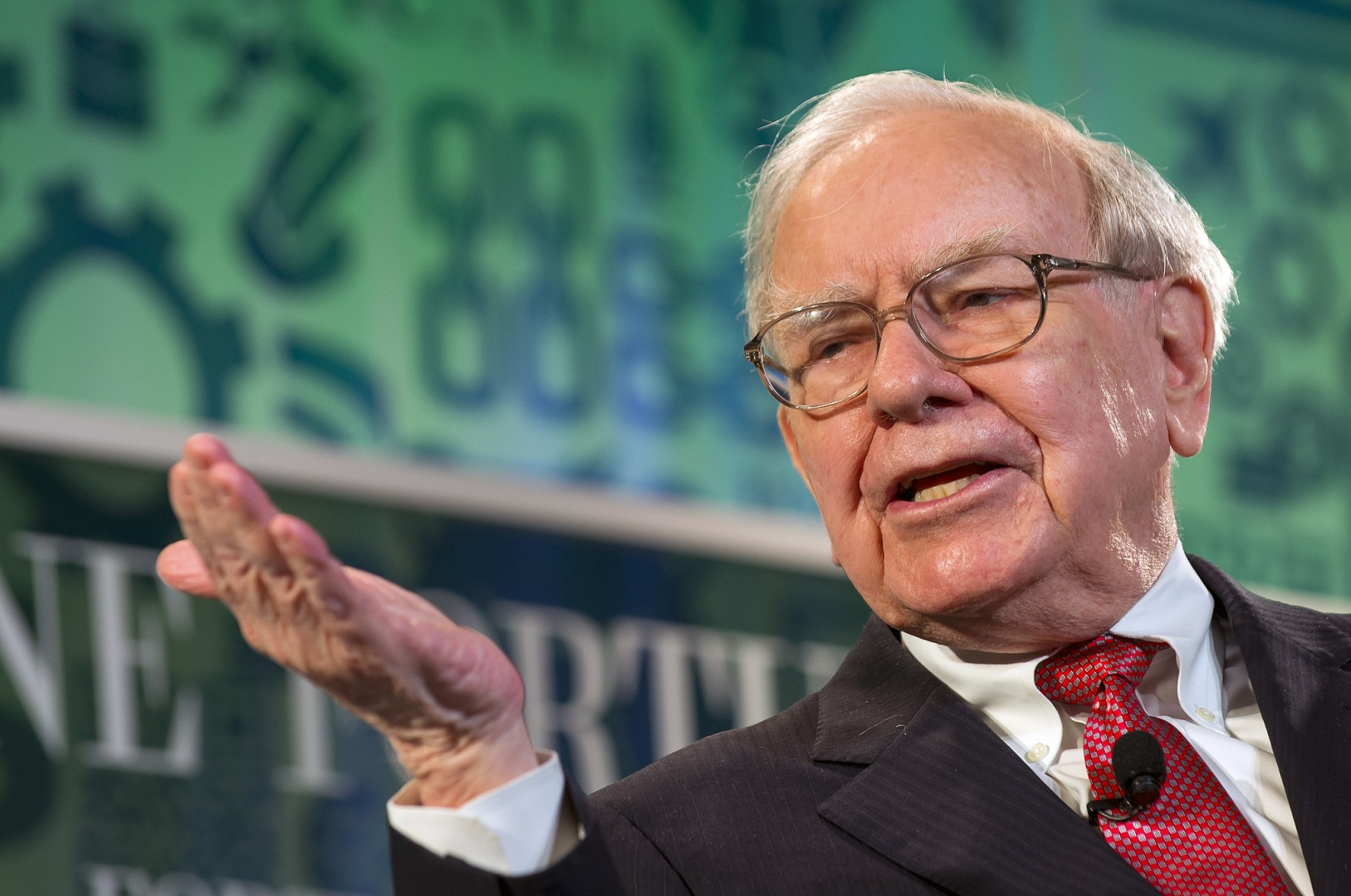 Berkshire's involvement with DC Solar came in the form of US$340m tax equity investments (Credit: Stuart Isett/Fortune Most Powerful Women)