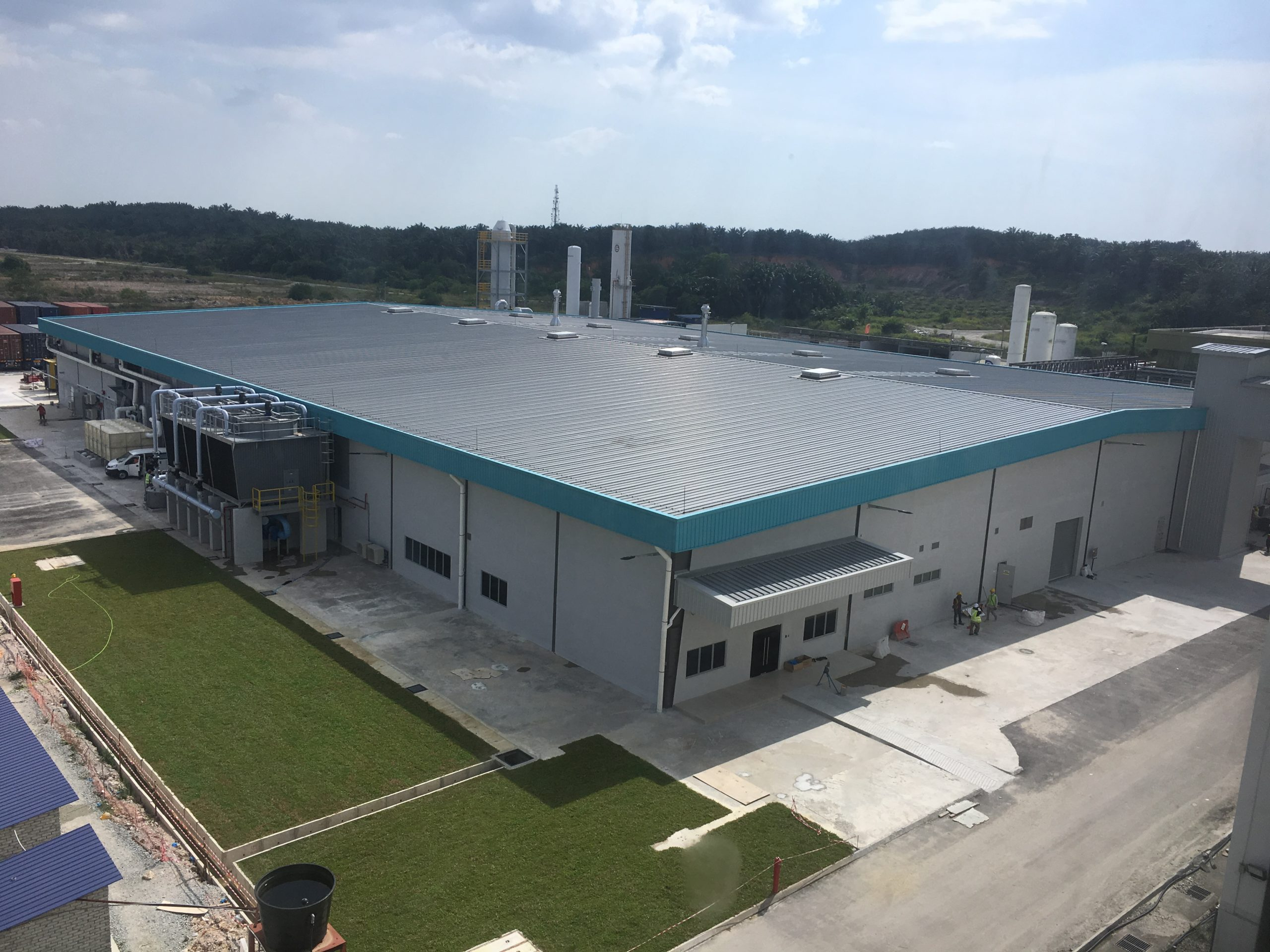 1366 Technologies to ramp 'Direct Wafer' production at new facility in Malaysia for Hanwha Q CELLS. Image: 1366 Technologies