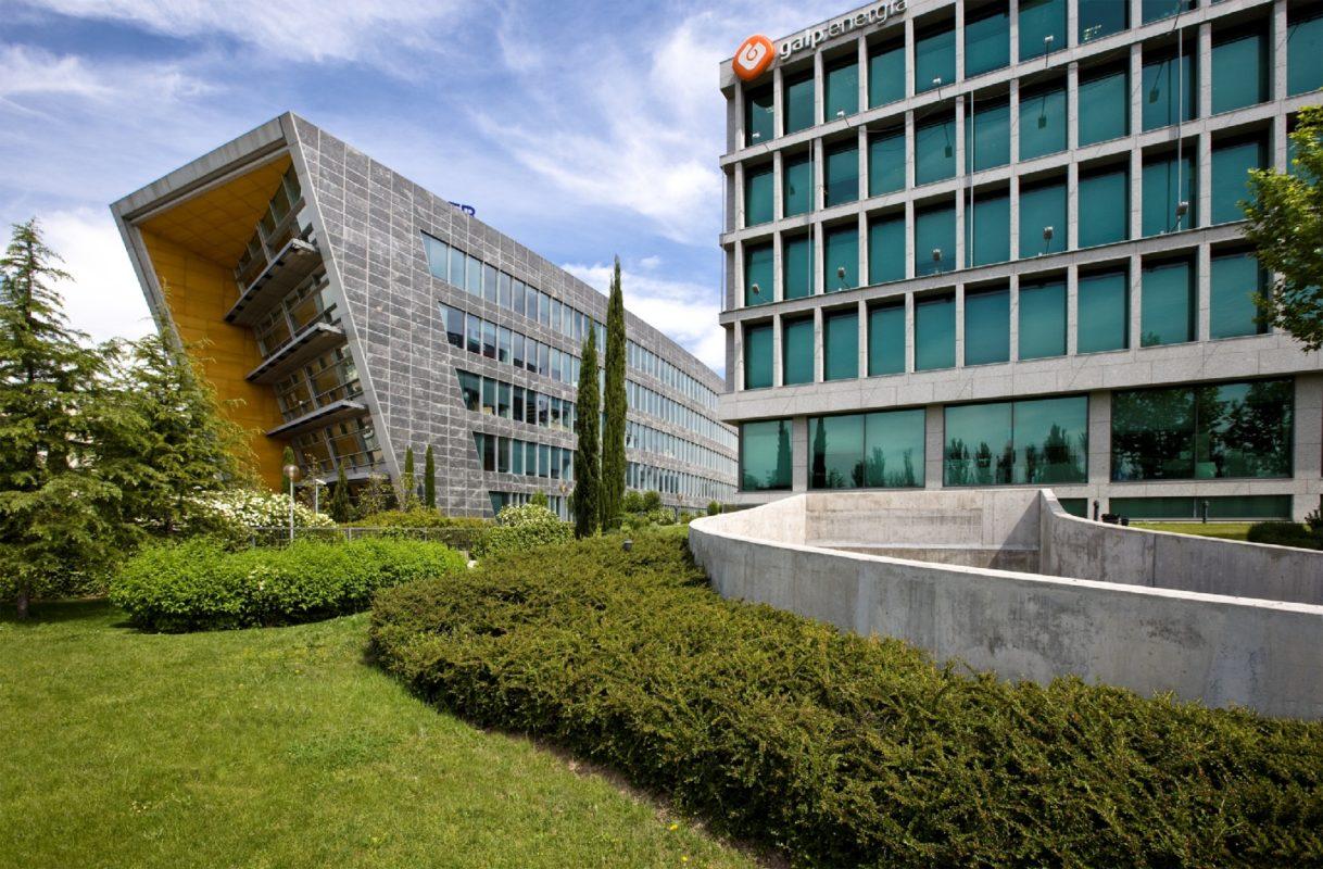 Galp's Spanish headquarters. Image credit: Galp.