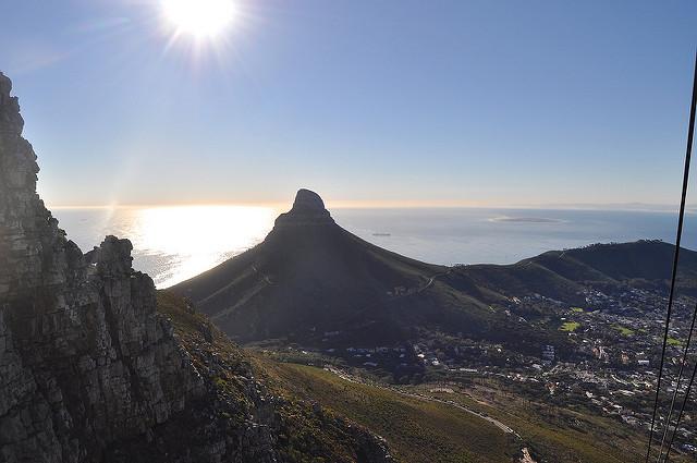 Lion's Head, Cape Town. Source: Flickr/Megan Trace
