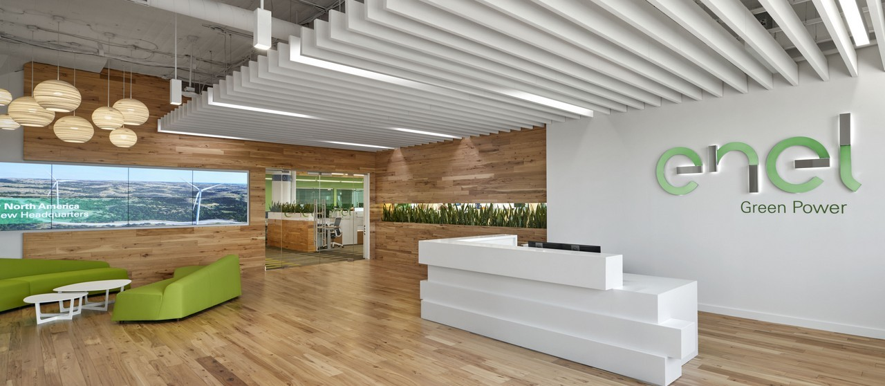 The new offices in Andover Landing at Brickstone, Massachusetts. Source: Enel Green Power