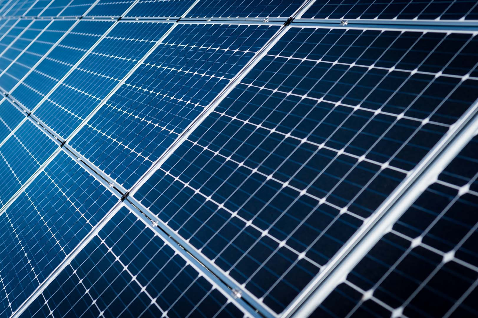 The 25MW project will be comprised of 79,000 PV panels. Image: Jack Haskell / Flickr