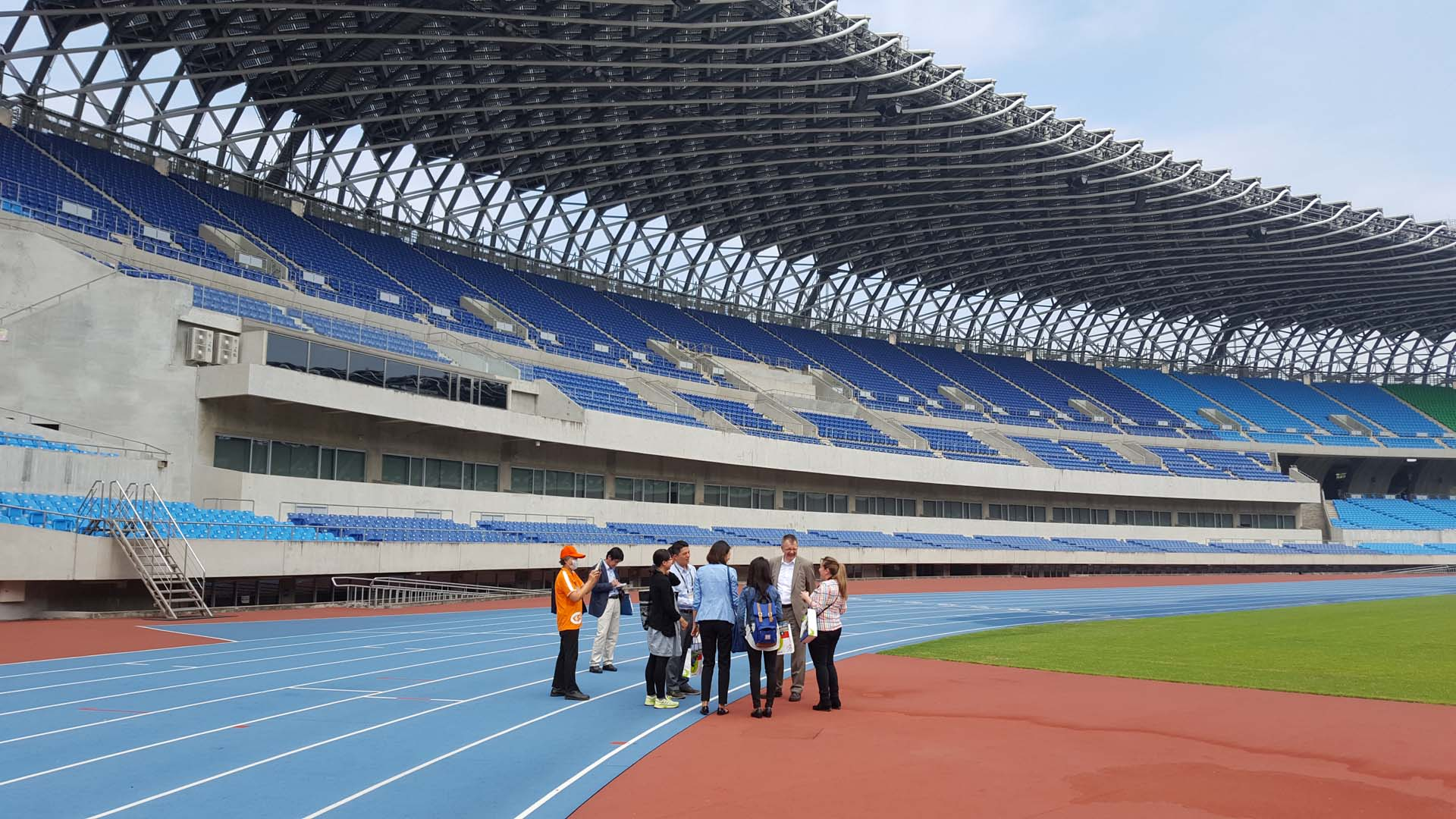 Taiwan is home to the world's largest BIPV project.