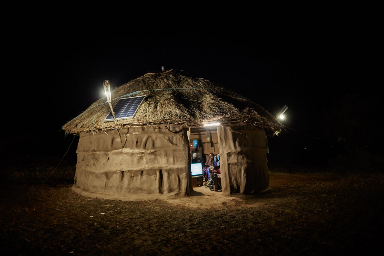 Off Grid Electric system in Tanzania. Image: Off Grid Electric.