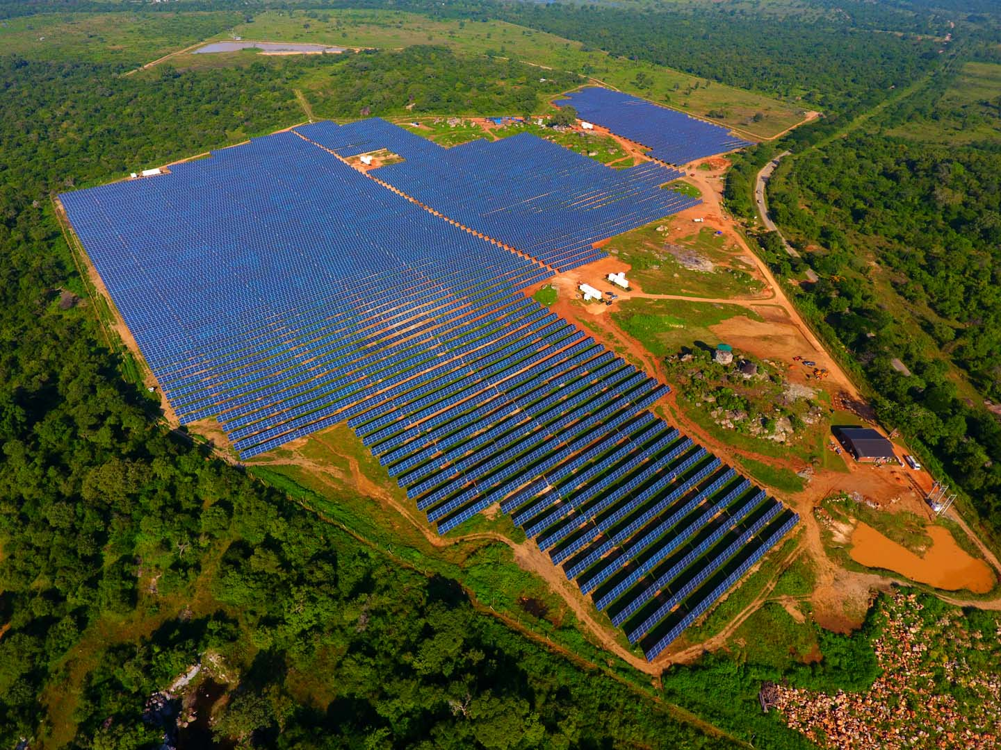 This project has consolidated the Spanish firm's internationalisation, having now installed over 12GW worldwide, with more than 600MW still currently in development. Source: Grupo Clavijo
