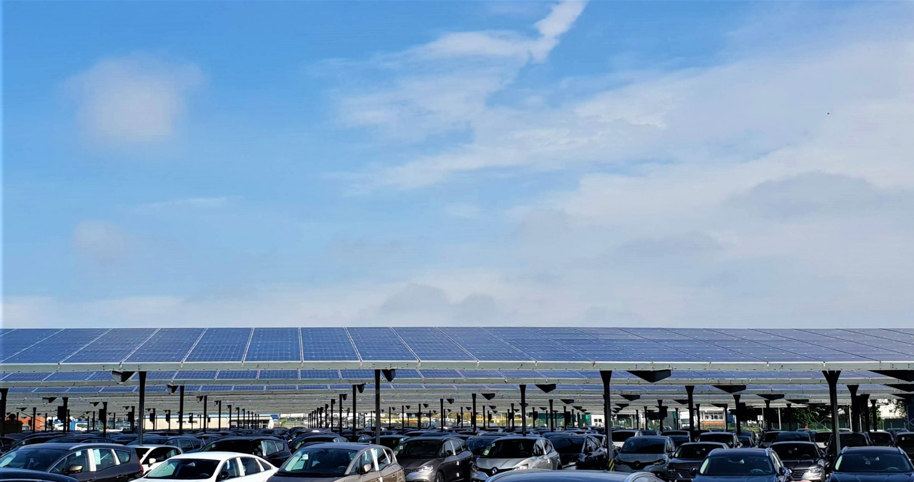 Sonnedix's new purchase follows last year's acquisition of a 41MW PV park near Bordeaux (Credit: Sonnedix)