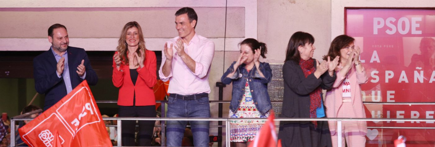MPs must decide in coming months whether to green-light the climate plan tabled by PSOE this year (Credit: PSOE)