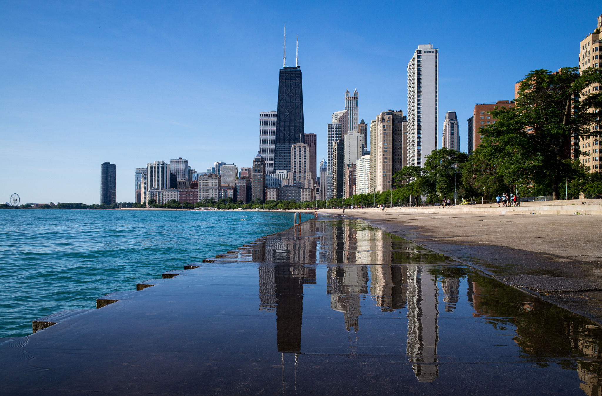 Other objectives include expanding Illinois' Renewable Portfolio Standard (RPS) from its current requirement of 25% of renewable energy by 2025 to 40% renewables by 2030. Image: Roman Boed / Flickr