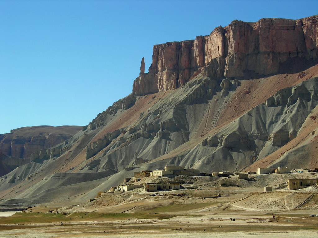 Afghanistan is home to 3MW of solar capacity but has potential for 220GW (Credit: Flickr / Carl Montgomery)