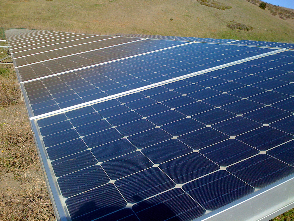 The 50MW PV project would generate 80,000 MWh of electricity per year. Image: Robert Scoble / Flickr