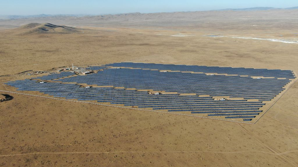 Ulaanbaatar and its airport will use some of the 22.3GWh the project will generate (Credit: ADB)