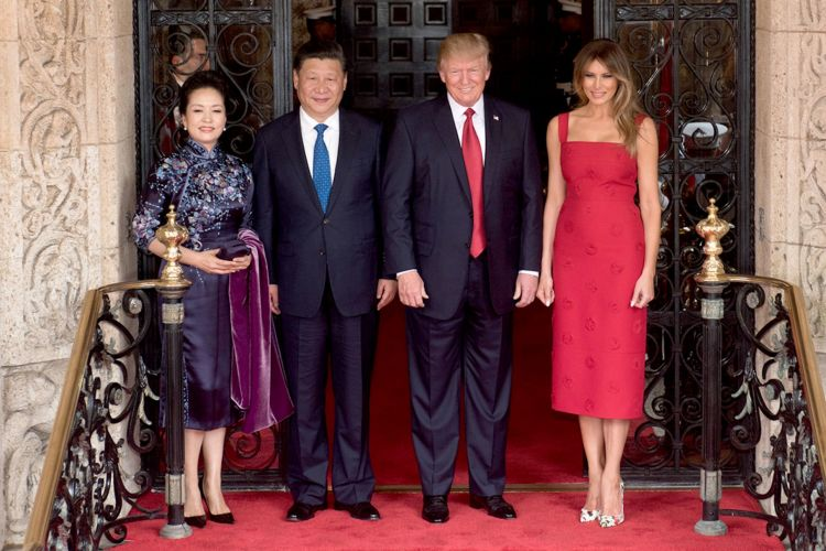 Donald Trump's announcement of fresh sanctions for China reinforces perceptions that trade tensions are here to stay, Fitch Solutions said (Credit: The White House)