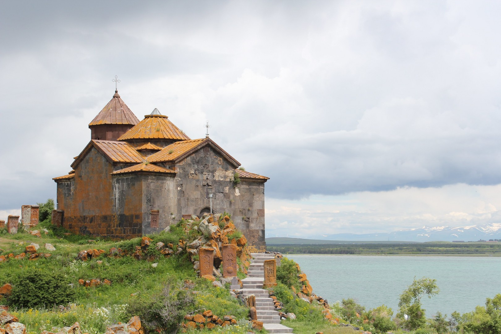 The winning EPCs of the Lake Sevan project proposed a US$0.0419/kWh tariff (Credit: Flickr / Arian Zwegers)