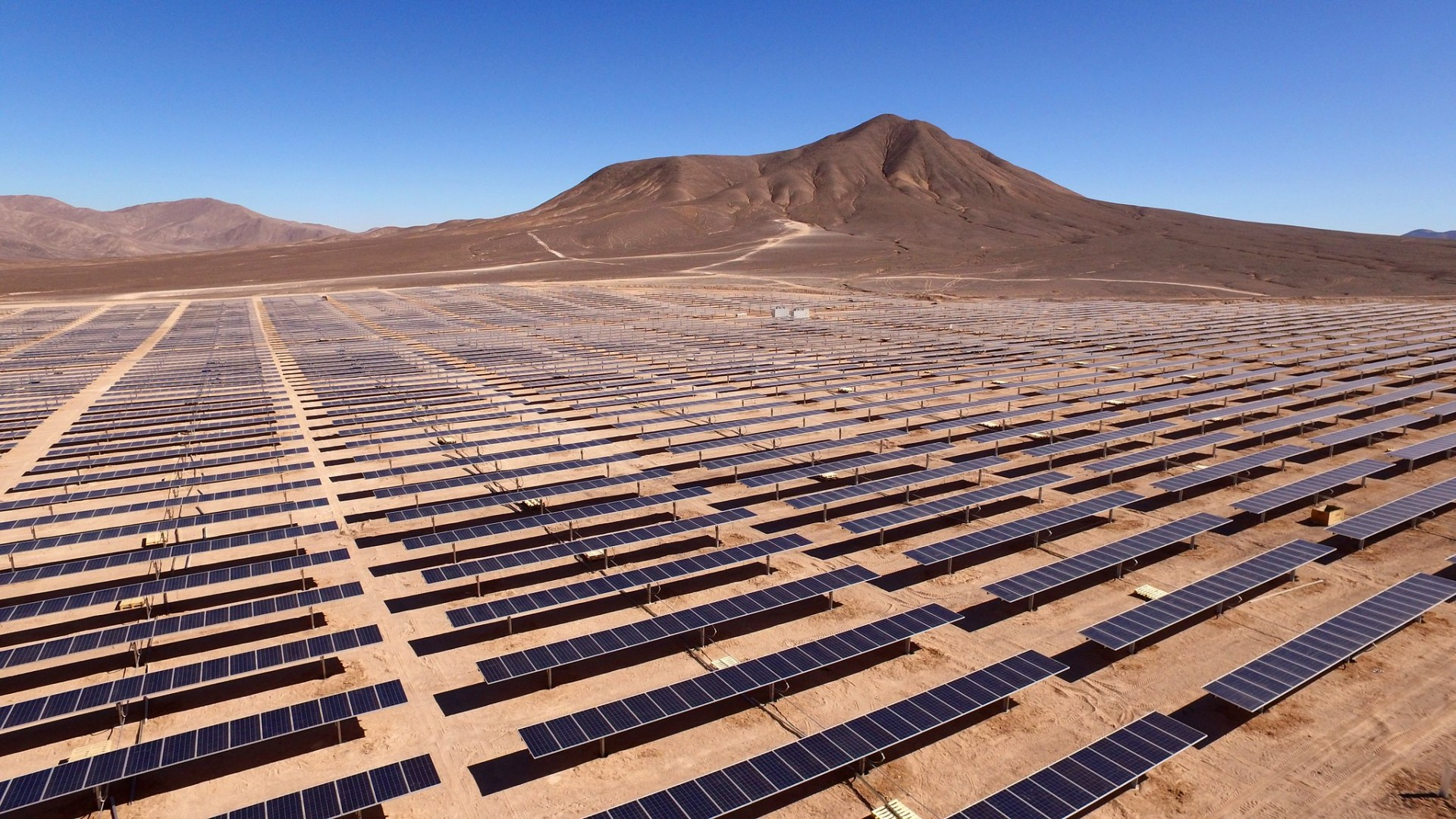 The Oberon project, which will have an installed generation capacity of 150MW upon completion, will feature PV modules supplied by Hanwha Q CELLS. Image: RecondOil / Flickr