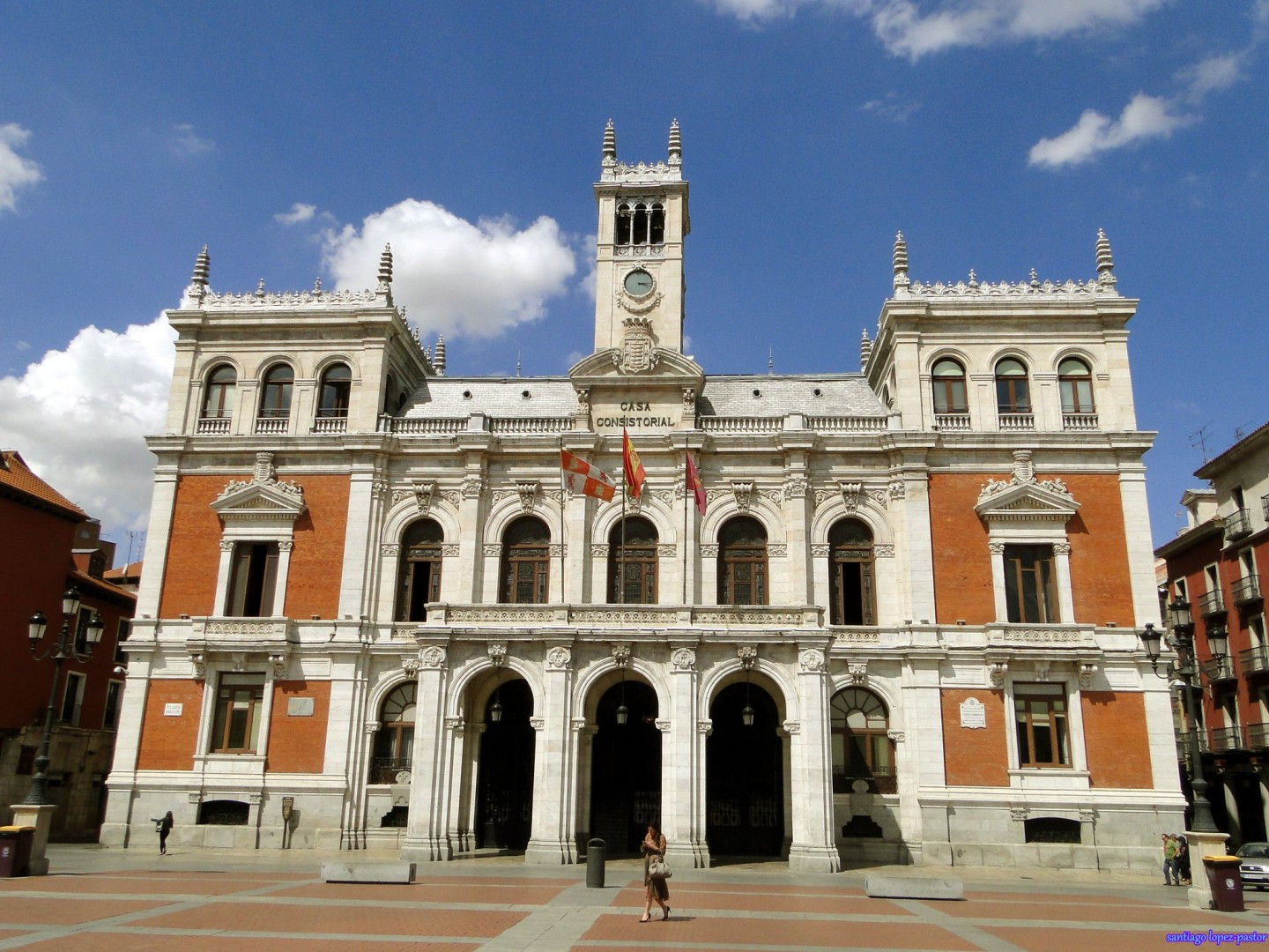 Natixis and the EIB will co-sponsor plants in the provinces of Valladolid (pictured), Salamanca, Cáceres, Huesca and Seville. Image credit: Santiago López Pastor / Flickr