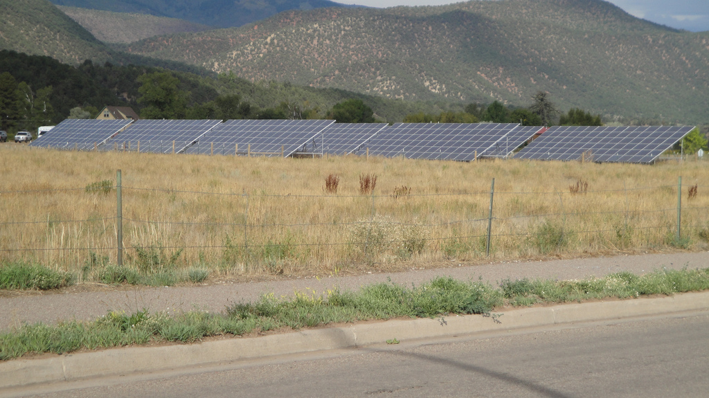 The RFP will look to secure 25MW of utility-scale solar in both the northern and southern parts of Nevada. Image: Dave Dugdale / Flickr