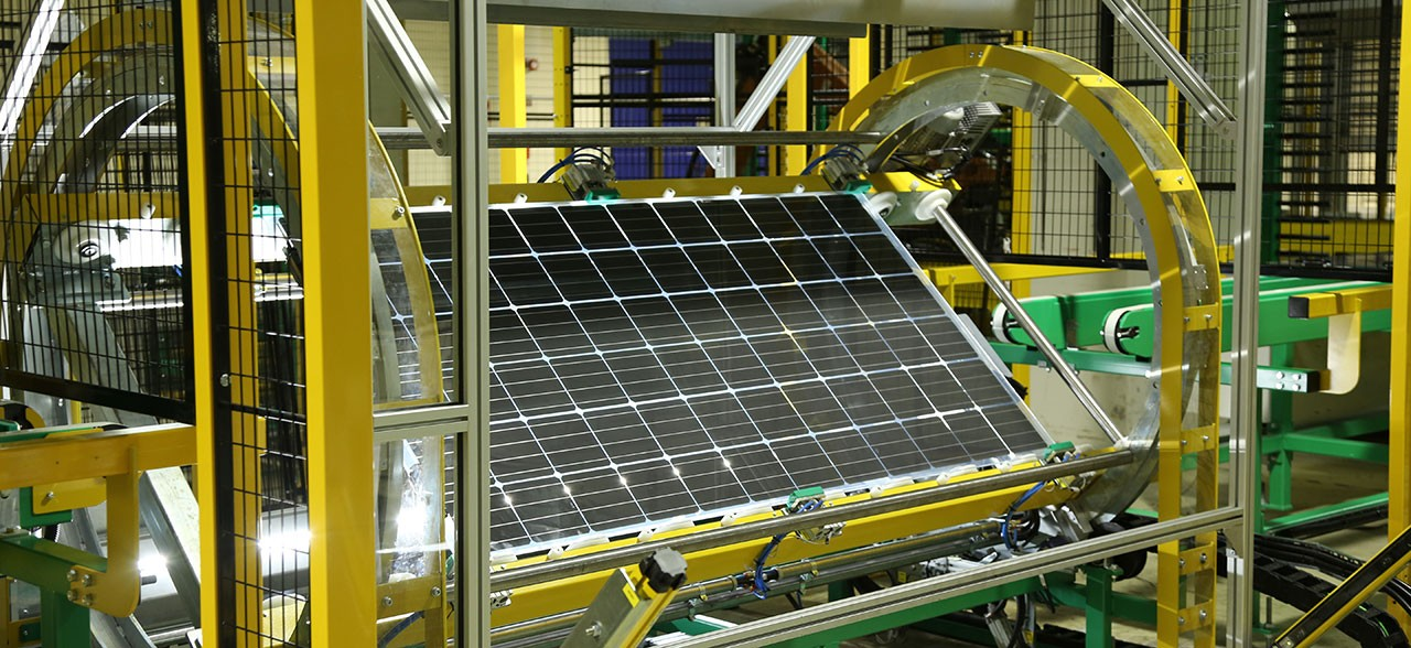 An Enel spokesperson told PV Tech that the HJ plant had been fully operational until yesterday, with all health and safety measures required by the Covid-19 situation in place. Image: 3SUN