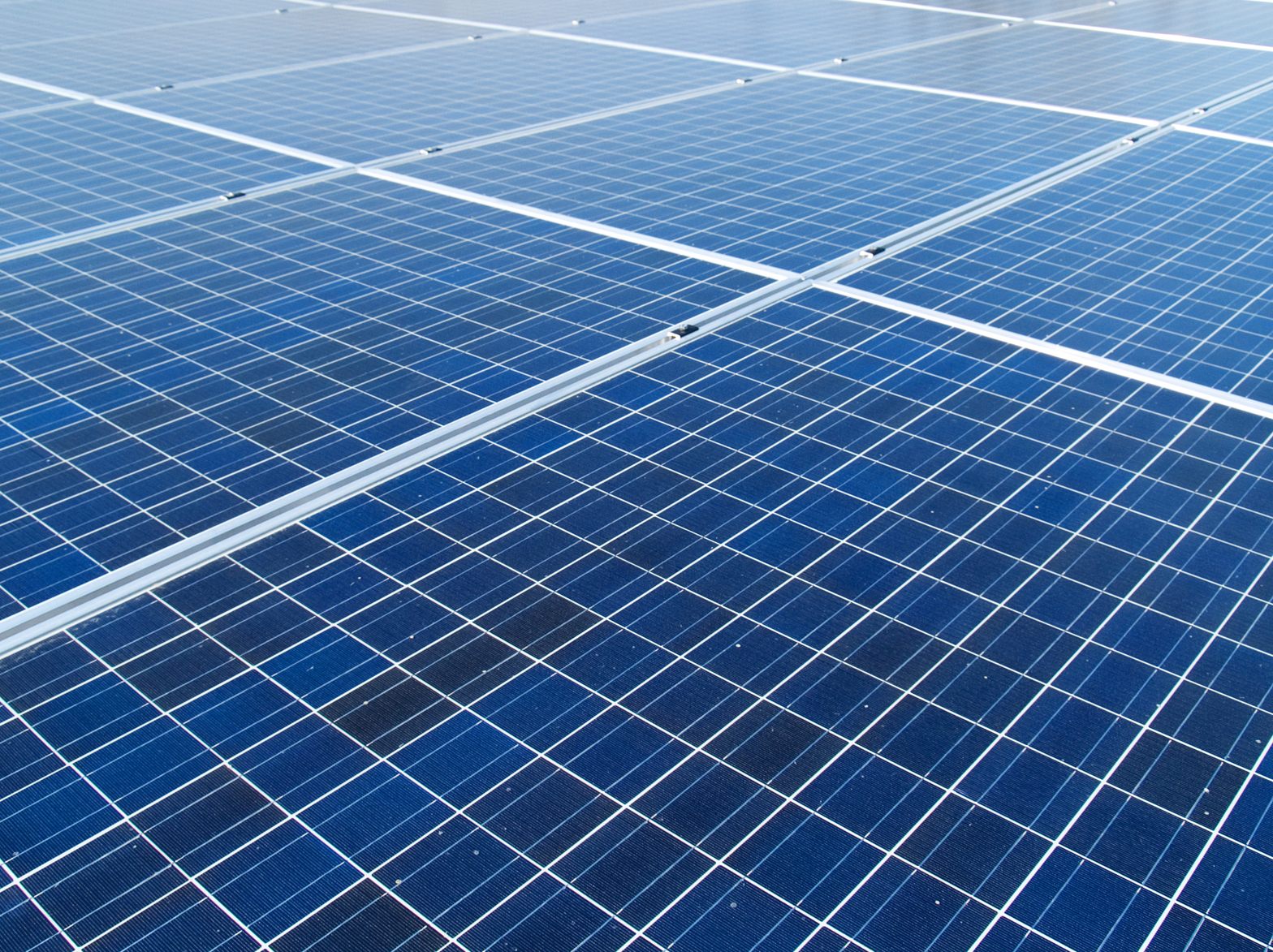 The 300MW PV plant will generate enough energy to power around 11,000 homes. Image: Slimdandy/Flickr