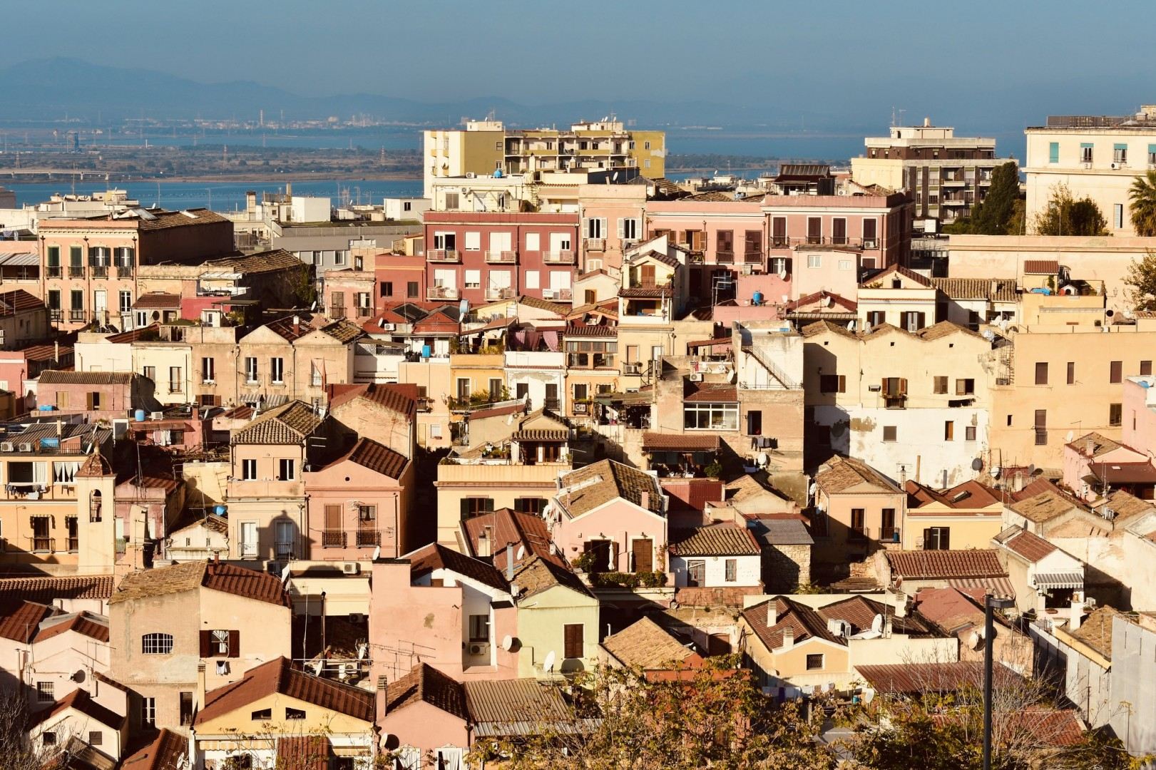 The now-operational 70MW will supply enough power to cover the needs of a fifth of Cagliari homes, Octopus said. Image credit: Wyrd bið ful aræd / Flickr