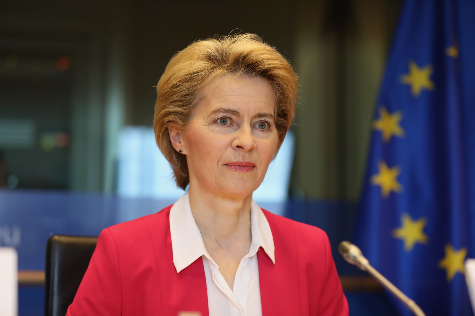European Commission president Ursula von der Leyen. Image credit: Renew Europe / Flickr