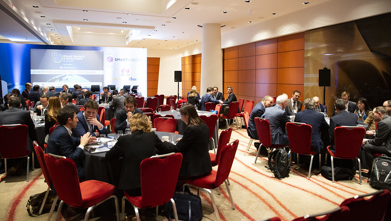 At the SFIEurope 2020 conference, Spain was one of many European solar markets explored through dedicated roundtables. Image credit: Solar Media.