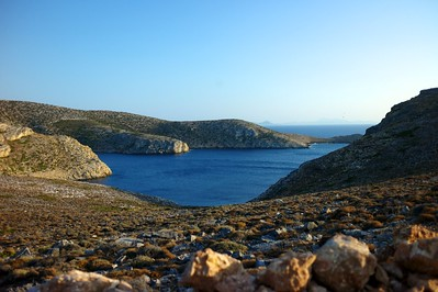Sifnos in Greece was one of the islands piloted for energy transition by the Secretariat. Credit: Flickr/Linda