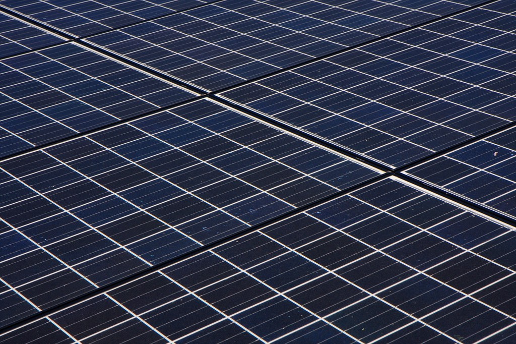 The 75MW Centerfield Cooper Solar Farm will sit on approximately 323 hectares of land in Chesterfield and is being developed by NCRE. Image: Steve Rainwater / Flickr