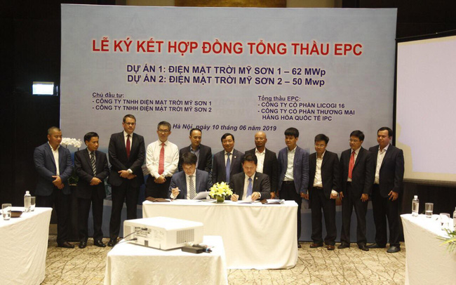 The EPC contract signed in Hanoi paves the way for construction to get underway and conclude by year-end (Credit: IPC-TECH)