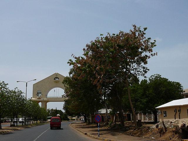A street in Gambian capital Banjul. Source: Wikimedia Commons, Atamari