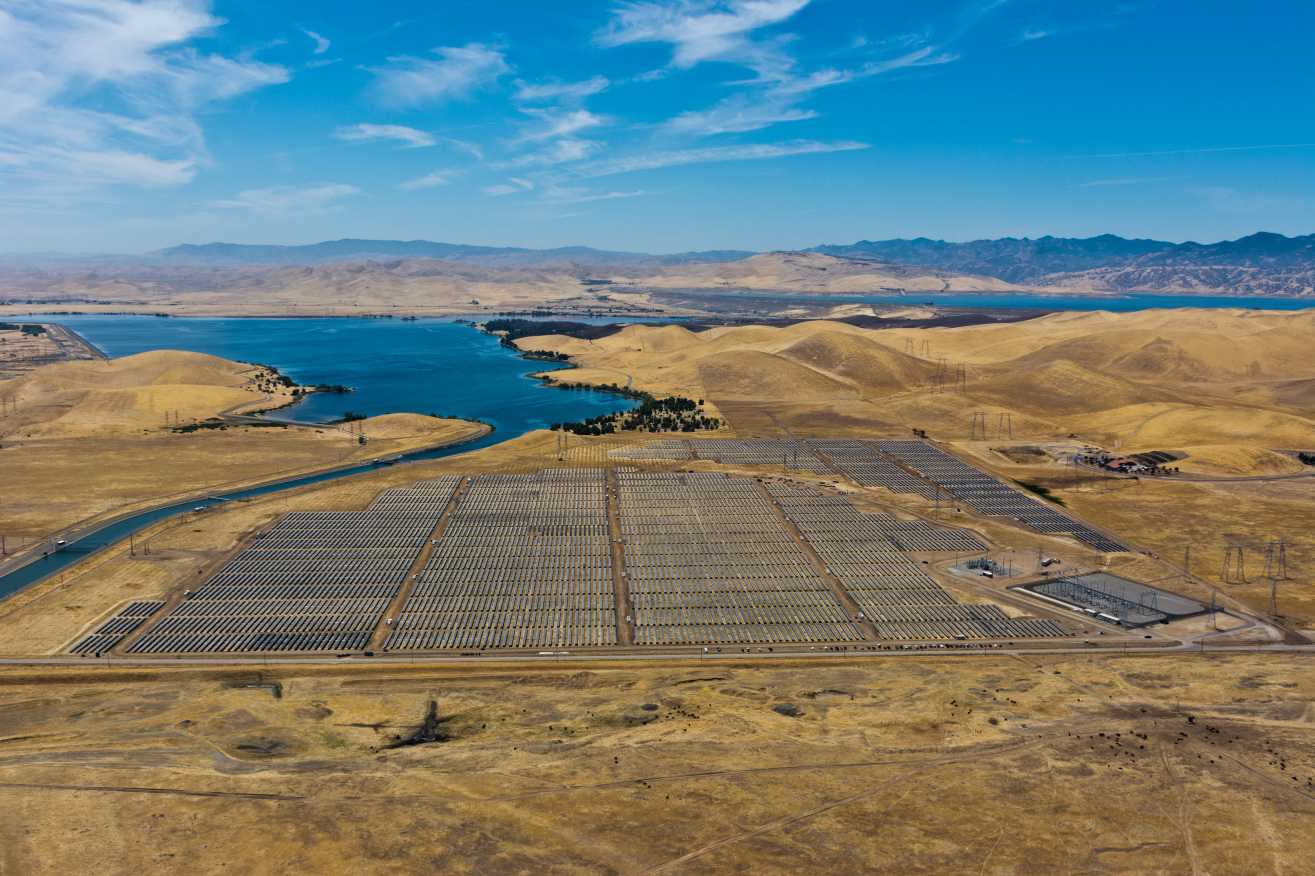 In February, Capital Dynamics announced plans to own and operate a planned 1GW PV power plant in Nevada. Credit: 8Point3 Energy Partners