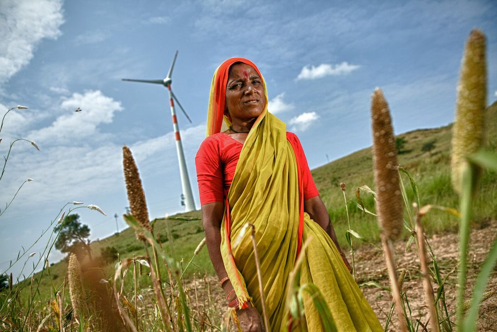 The Indian Government is focusing on improved transmission for renewable energy. Credit: ADB