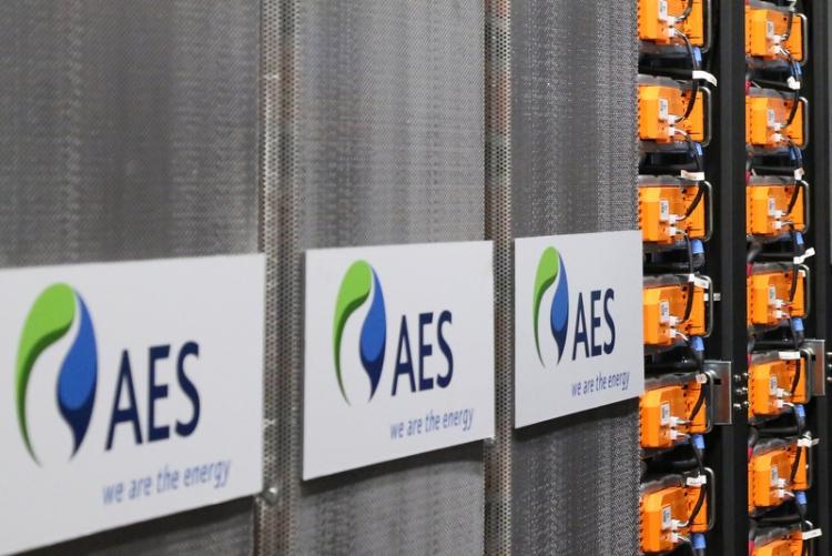 Image: AES Energy Storage.