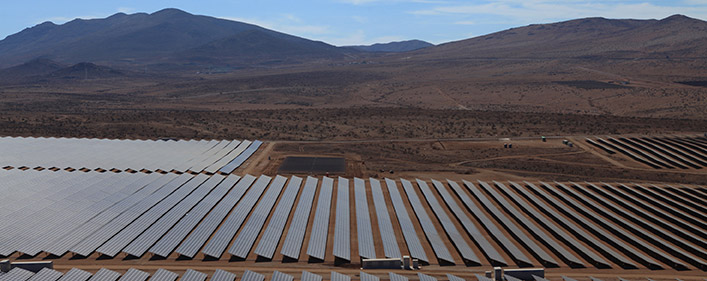 Acciona and UDP will co-deploy the new 43.7MW duo after partnering for a first 57.6MW plant (Credit: Acciona)