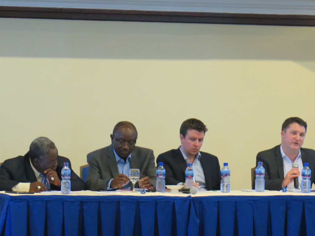 Sambo was speaking at the Solar and Off-grid Renewables West Africa event in Accra, Ghana