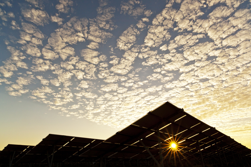 LONGi Solar has signed a framework sales agreement with India's Adani Green Energy to supply up to 1,200MW of its high-performance p-Type monocrystalline modules through 2020. Image: Adani