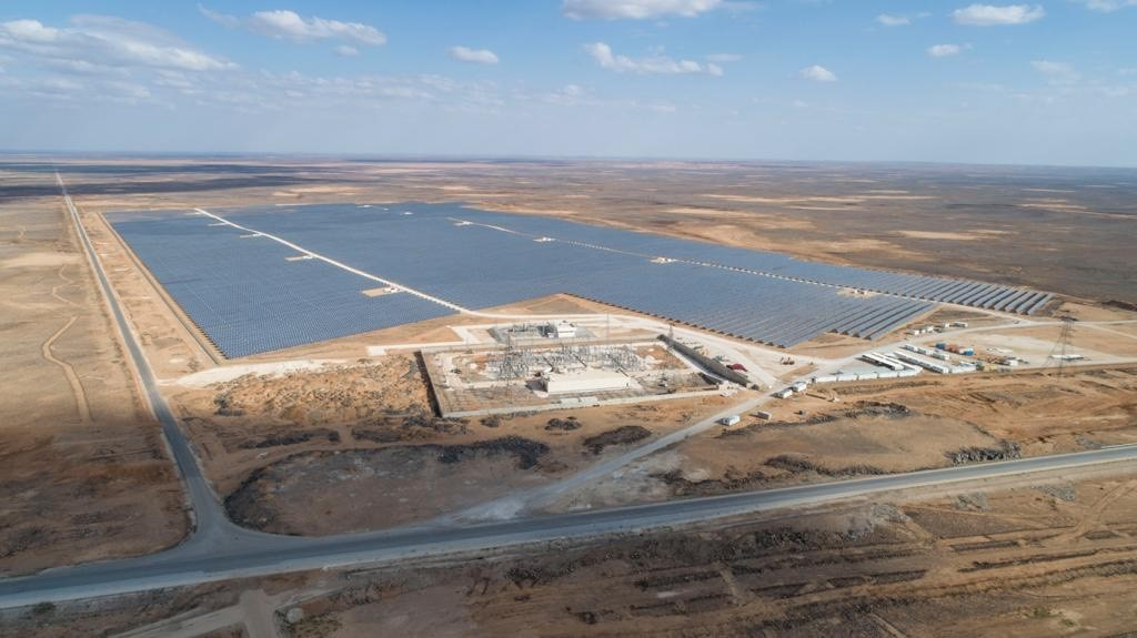 Al Safawi brings FRV's installed PV capacity in the country to a total of 150MWac (200MW). Credit: FRV