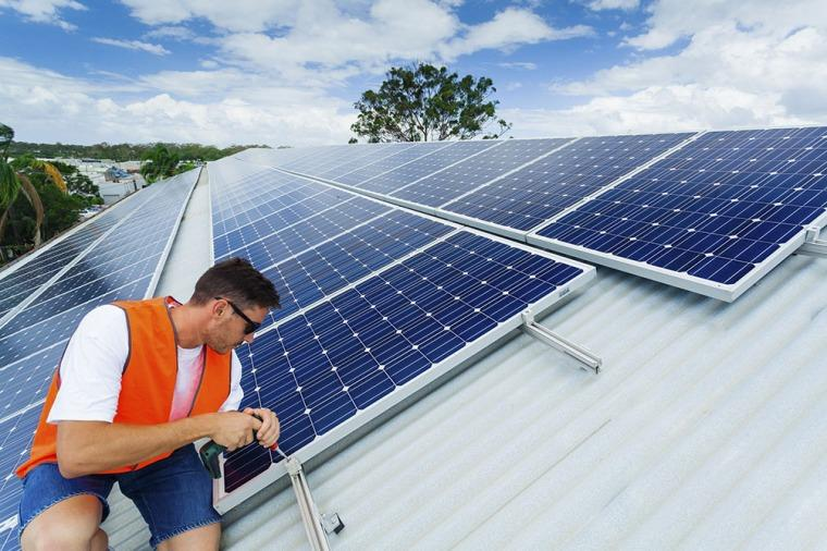 The loan aims to spur private investment in clean energy over the next 15-18 years. Credit: Latam