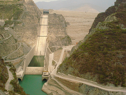 Central government-run entity THDC is also working on a 1GW pumped storage project in Uttarakhand on the Tehri Dam reservoir, one of the highest dams in the world. Credit: Flickr: Arvind Iyer