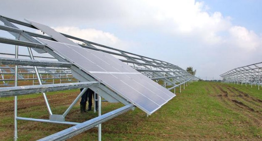 Last month, Scatec Solar signed agreements to build two solar PV projects with capacities of 33MW and 50MW in the Cherkassy region of Ukraine. Credit: Scatec