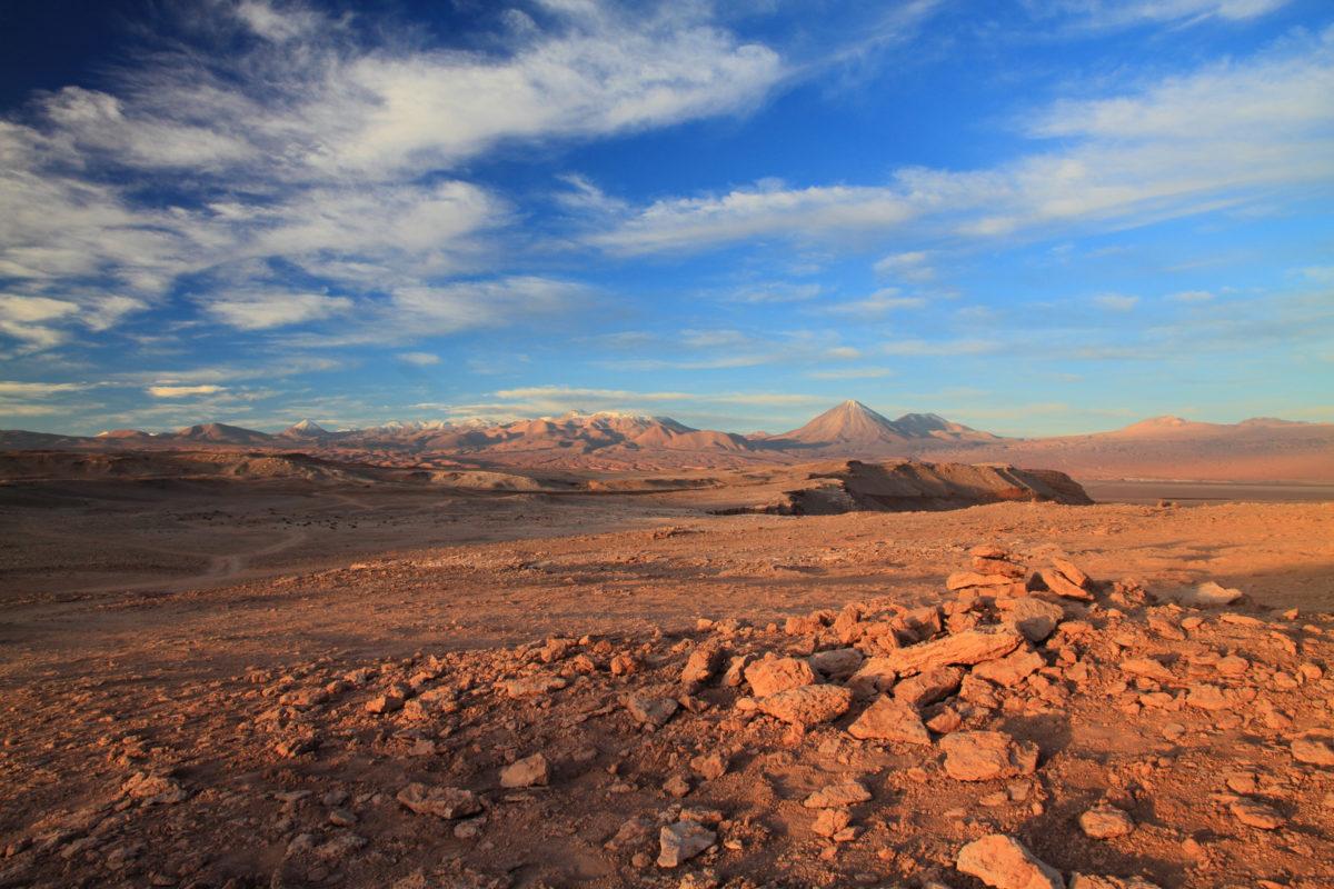 Atacama Desert. Source: Fotopedia