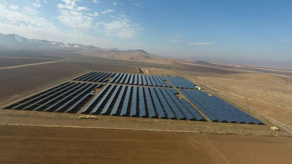 The venture required investment of nearly €20 million, with 100% equity coming from Athos Solar. Credit: Athos Solar