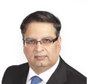 Avinash Hiranandani, managing director of India-based solar equipment manufacturer RenewSys. Credit: RenewSys