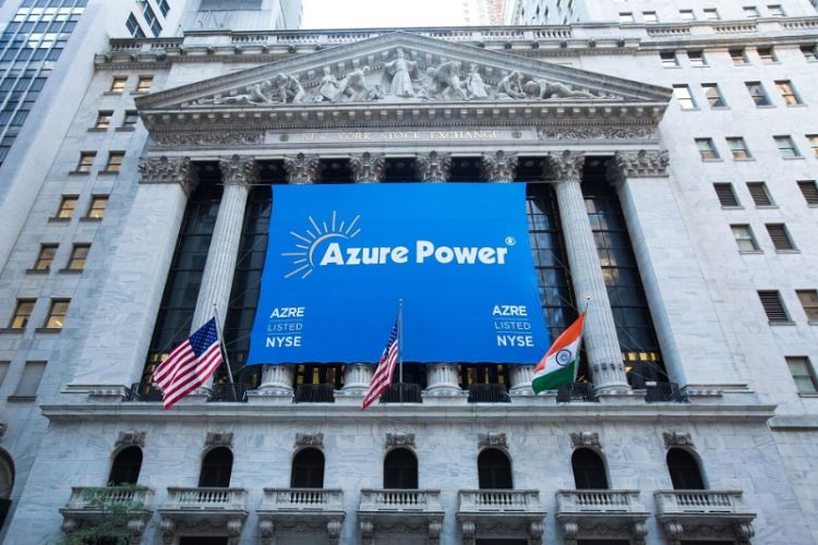 With this addition of 20MW, Azure Power now stands as the largest supplier of PV power to Indian Railways. Image: Azure Power