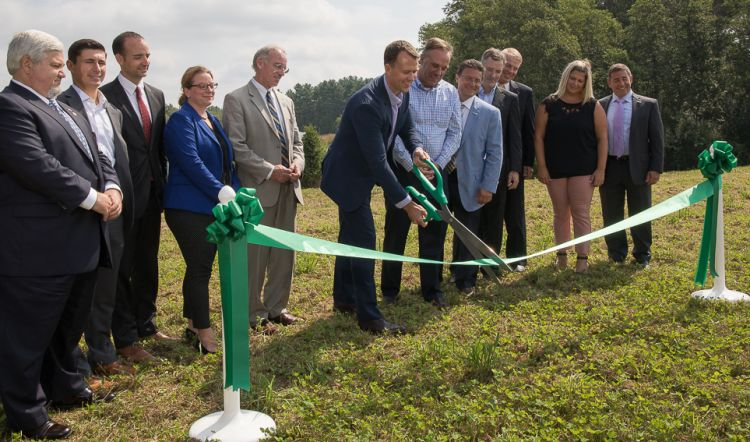 Ameresco added to the US' community solar pipeline with 6.9MW of new projects in Massachusetts back in July 2017. Image: Ameresco