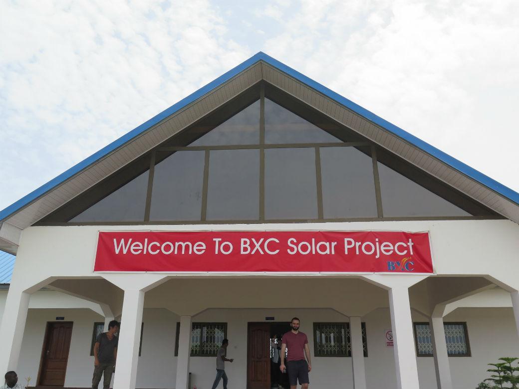 BXC's office