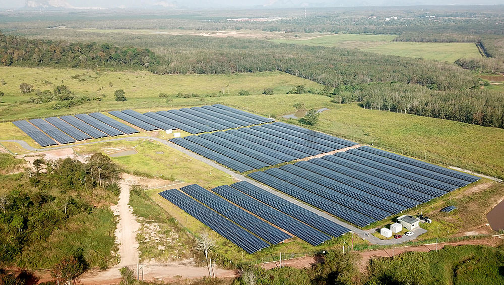 BayWa r.e. has announced the sale of two solar farms in Malaysia. Image: BayWa r.e.
