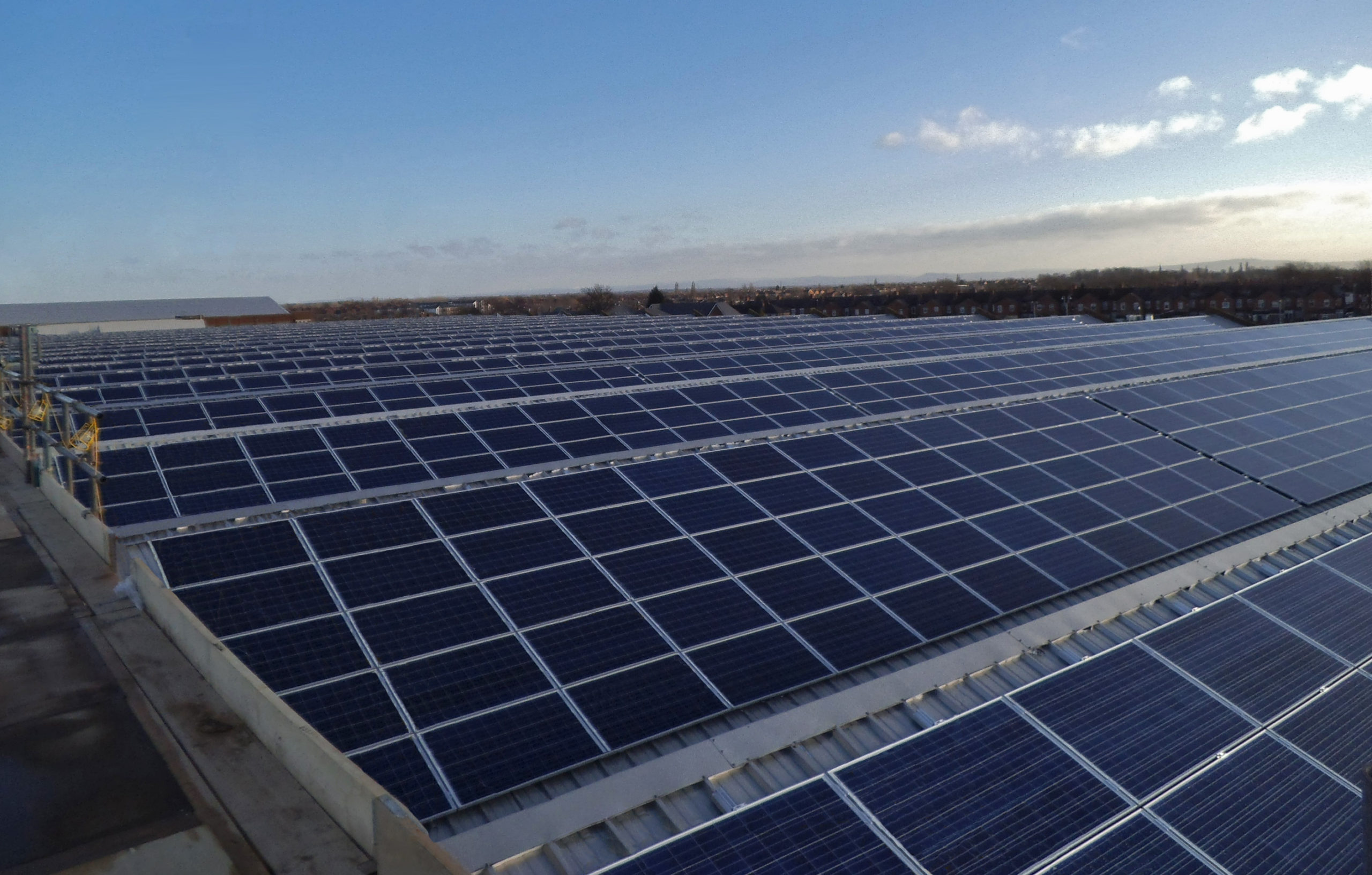 Lightsource BP will finance, develop, build, own, and operate the solar facility and will deliver energy to AMEA under a 20-year power purchase agreement (PPA). Image: Lightsource BP
