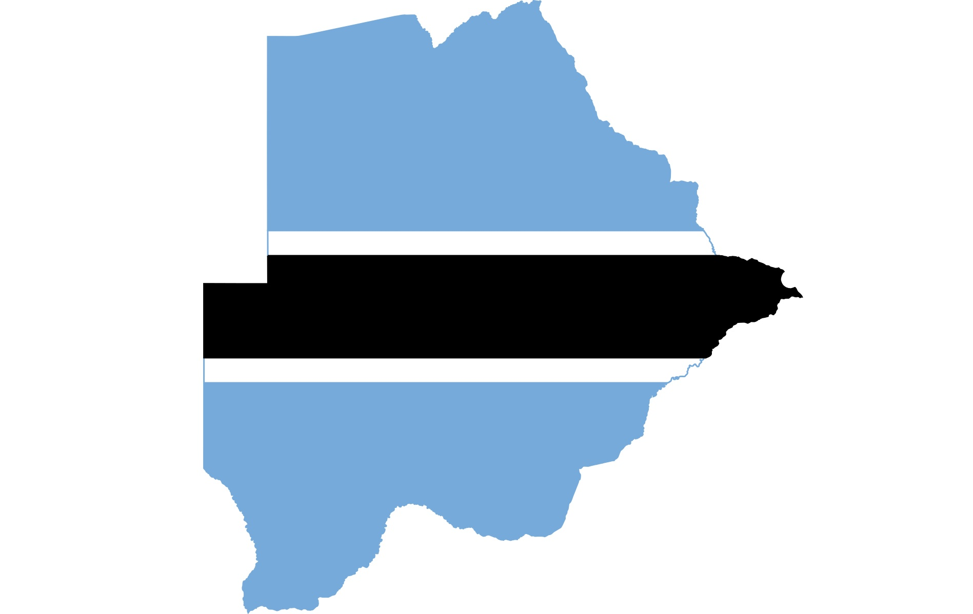 Authorities in Botswana expect the revised tender will go ahead before the end of June (Credit: Wikimedia Commons)