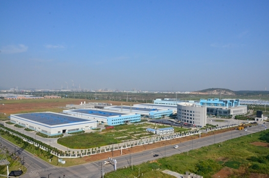 CECEP is also planning a 4.5GW smart manufacturing module assembly capacity expansion at its existing manufacturing facility in the Zhenjiang Economic and Technological Development Zone. Image CECEP Solar